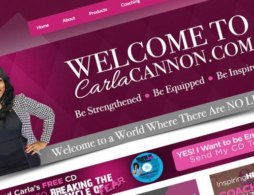 Carla Cannon Website