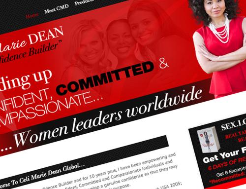Celi Marie Dean Web Design