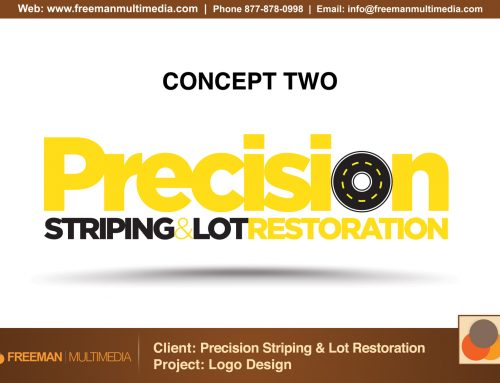 Precision Striping & Lot Restoration