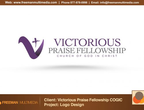 Victorious Praise Fellowship COGIC Logo